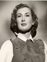 Dinah Sheridan in Blackout (1950)
