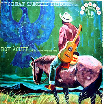 Roy Acuff Country Music Artist
