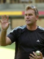 Martin Crowe Photo Shot