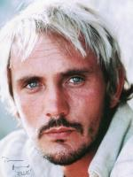 Terence Stamp in The Hunger