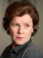 Imelda Staunton in Murder