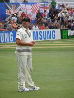 Mark Gillespie in Match