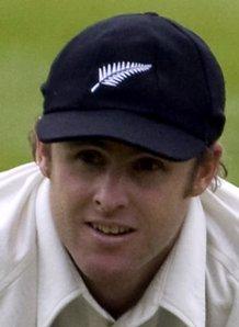 Aaron Redmond in Test Match