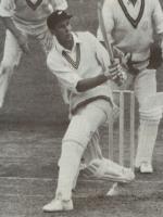 Bruce Murray Playing Shot