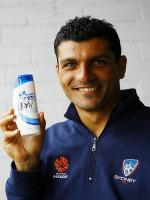 John Aloisi in Advertisement