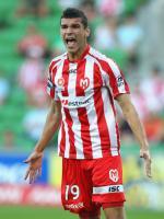 Eli Babalj in Match
