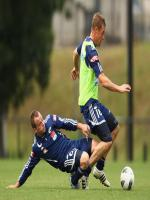 Leigh Broxham in Action