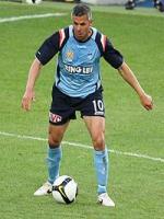 Steve Corica in Match