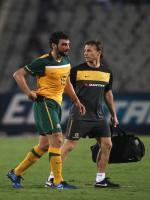 Mile Jedinak Photo Shot