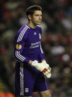 Brad Jones in Match
