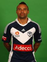 Striker Player Archie Thompson