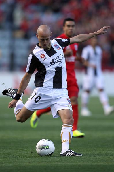 Ruben Zadkovich in Action