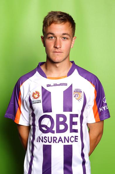 Striker Player Adam Taggart