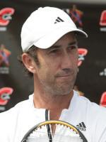 Coach Darren Cahill