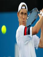 Matthew Ebden in Match