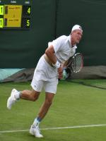 Samuel Groth in Match