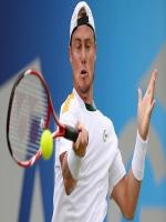 Lleyton Hewitt in Action