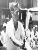 Frank Sedgman in Match