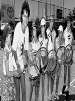 Evonne Goolagong Cawley Group Pic