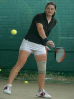 Emily Hewson in Match