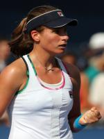 Johanna Konta in Match