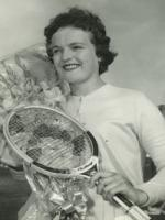 Jan Lehane Tennis Star