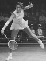 Judy Tegart in Match