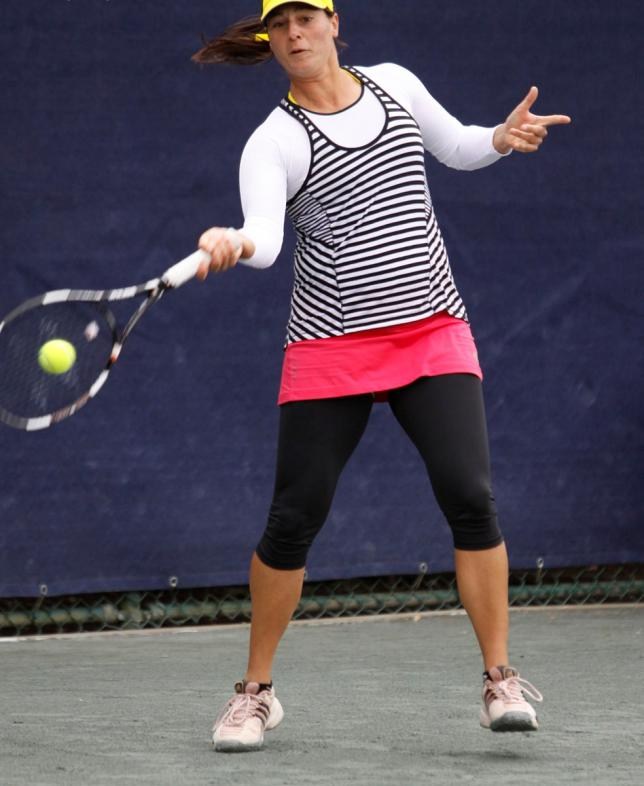 Karolina Wlodarczak in Match