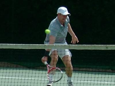 Nick Brown in Match
