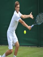 Daniel Evans in Match