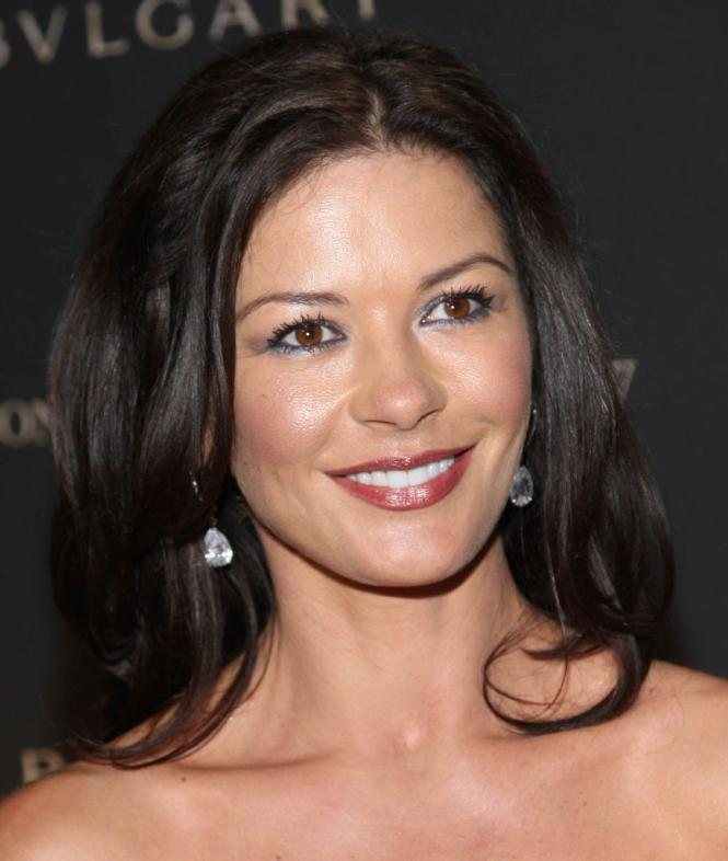 Catherine Zeta-Jones in  Entrapment