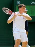 Ken Skupski in Action