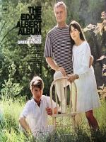 eddie albert with family