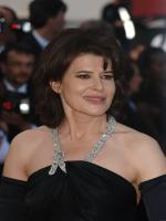Fanny Ardant in Ashes and Blood