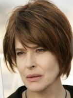 Fanny Ardant in Face