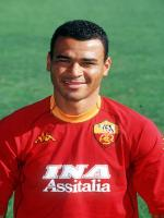 Cafu in Ground