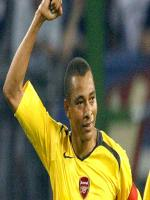 Gilberto Silva in Action