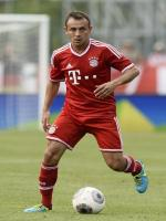 Rafinha in Match