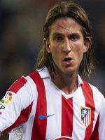 Filipe Luis  in Match