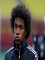 Willian Borges in Match