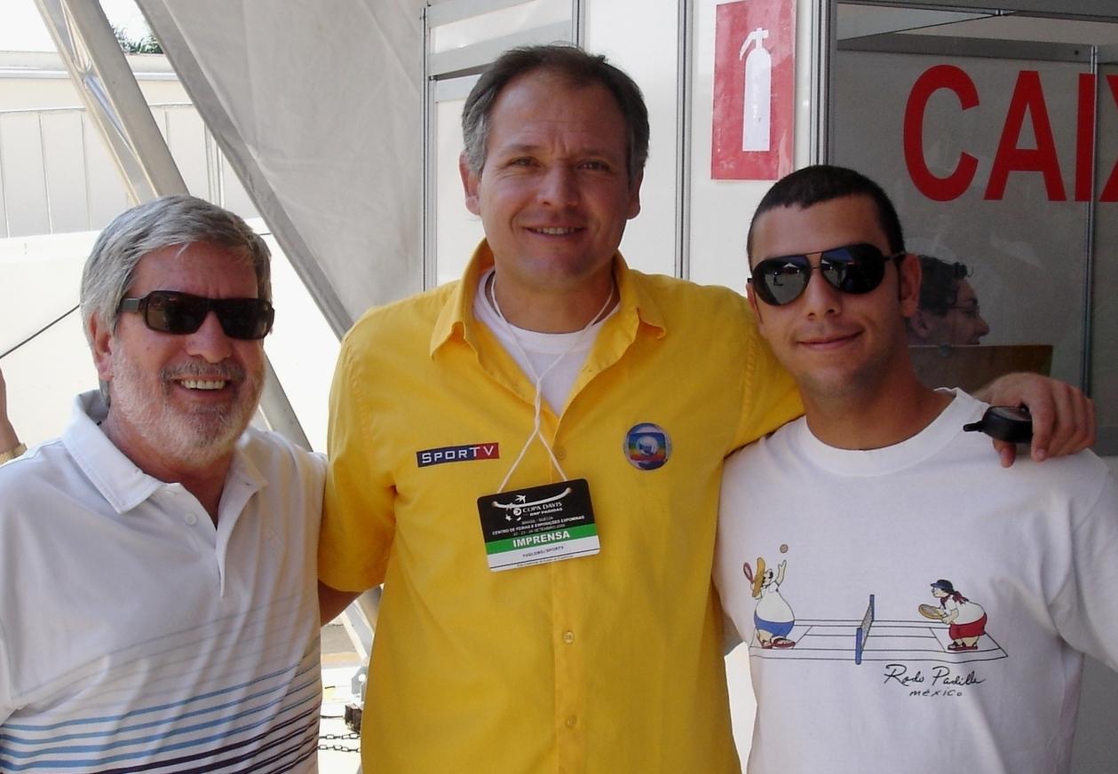Dácio Campos Group Pic