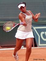 Paula Cristina Gonalves in Match