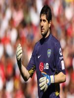 Agustín Orión in Match