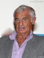 Jean-Paul Belmondo in Le Mauvais Chemin