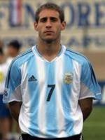 Pablo Zabaleta in Match