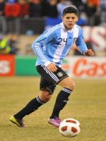 Marcos Rojo in Action