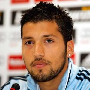 Ezequiel Garay Speech