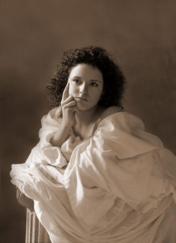 Sarah Bernhardt French Stage Actress