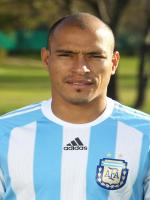 Full back Player Clemente Rodrguez