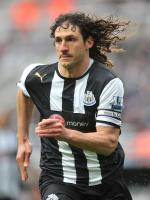 Fabricio Coloccini in Action